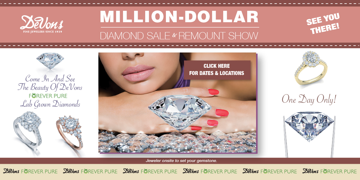Diamond Sale and Remount Show